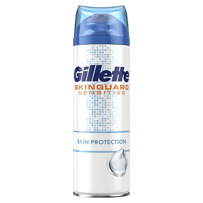 Gillette Gél na holenie Skinguard Sensitiv e (Shave Gel) 200 ml