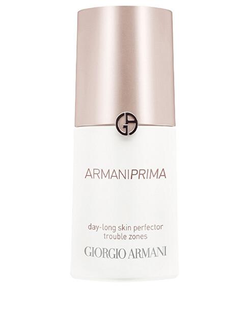 Giorgio Armani Gélový krém pre problematickú pleť Prima (Day-long Skin Perfector) 30 ml