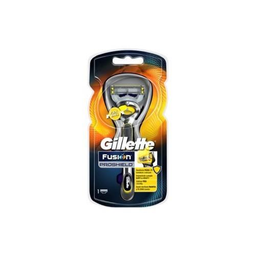 Gillette Holiaci strojček ProShield Flexball + 1 hlavica