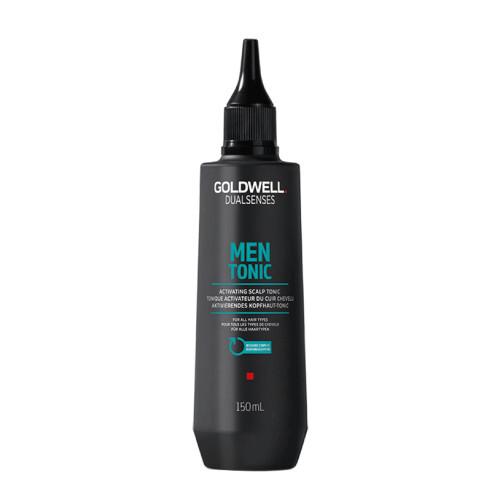 Fotografie Goldwell Vlasové tonikum proti padání vlasů pro muže Dualsenses For Men (Activating Scalp Tonic) 150 ml