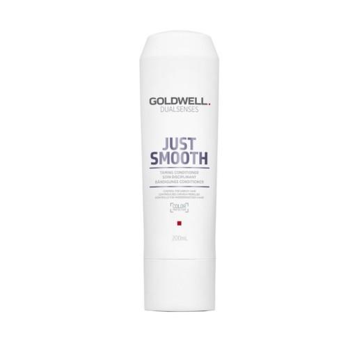 Goldwell Vyhladzujúci kondicionér na nepoddajné vlasy Dualsenses Just Smooth (Taming Conditioner) 200 ml