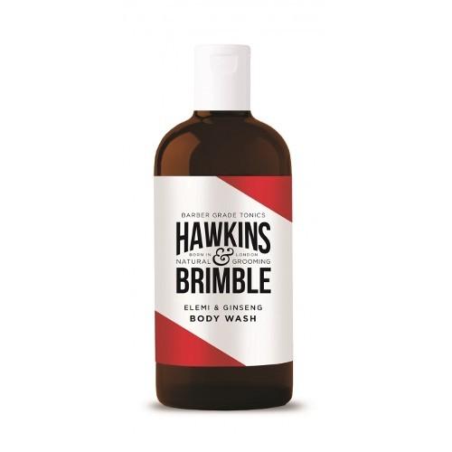 Hawkins & Brimble Hydratačný sprchovací gél s vôňou elemi a ženšenu (Elemi & Ginseng Body Wash) 250 ml