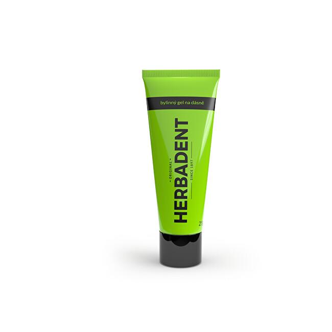 Herbadent Bylinný gel na dásně Professional 25 g