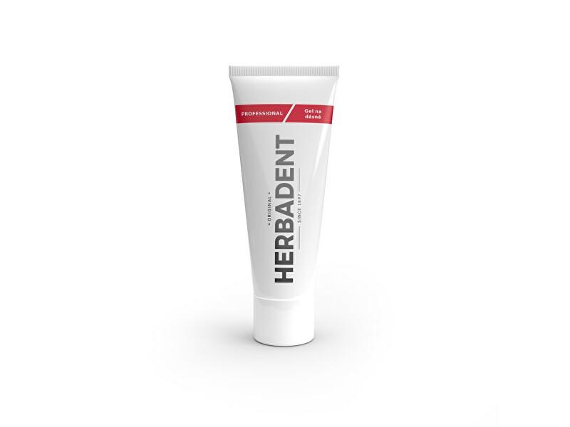 Herbadent HERBADENT PROFES.bylin.gel na ďasnách Chlorhex. 25g