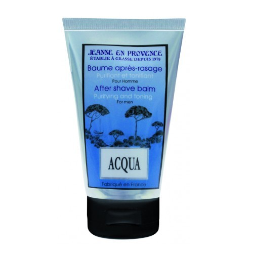 Jeanne En Provence Balzám po holení Aqua (After Shave Balm Purifying And Toning) 75 ml