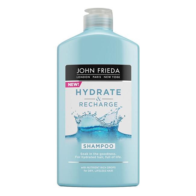 John Frieda Hydratačný šampón na suché vlasy Hydrate & Recharge (Shampoo) 250 ml