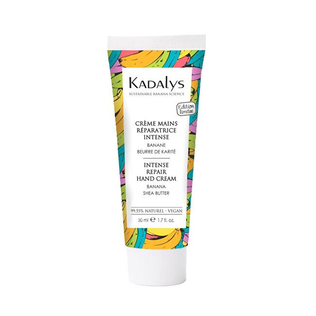Kadalys Nápravný krém na ruky s bambuckým maslom a vôňou banánu ( Intense Repair Hand Cream) 50 ml
