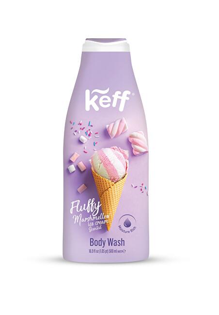 Keff Umývací gél Marshmallow ( Body Wash) 500 ml