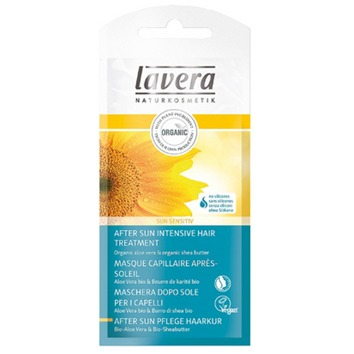 Lavera Intenzivní kúra pro vlasy namáhané sluncem Sun Sensitive (After Sun Intensive Hair Treatment) 20 ml