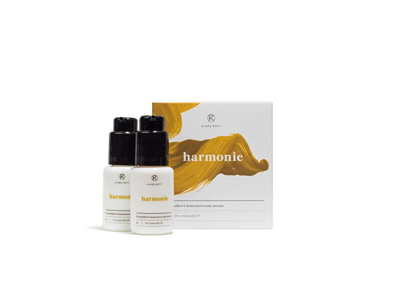 KLARA ROTT Dvousložkové koncentrované sérum pro zralou pleť 45+Harmonie 2 x 25 ml