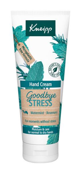 Kneipp Krém na ruky Goodbye Stress 75 ml