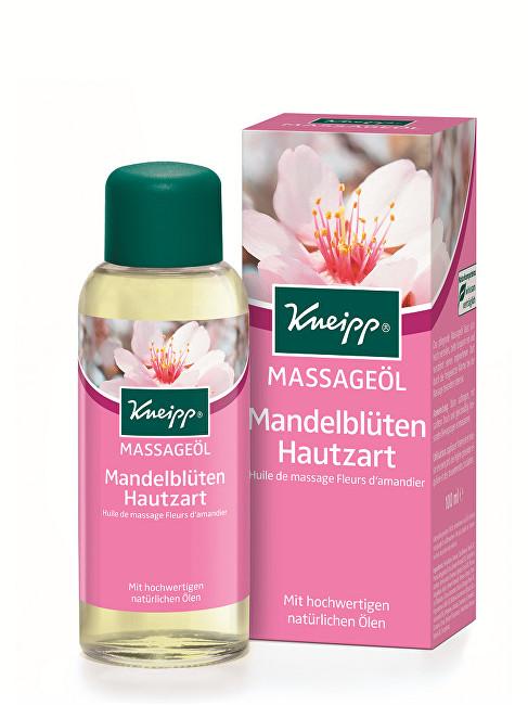 Kneipp Masážní olej Mandlové květy 100 ml