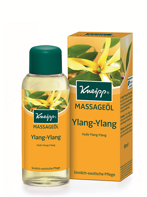 Kneipp Masážny olej Ylang-Ylang 100 ml