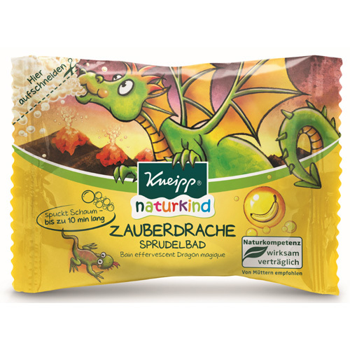 Kneipp Tableta De Baie Efervescenta Magic Dragon 80 G