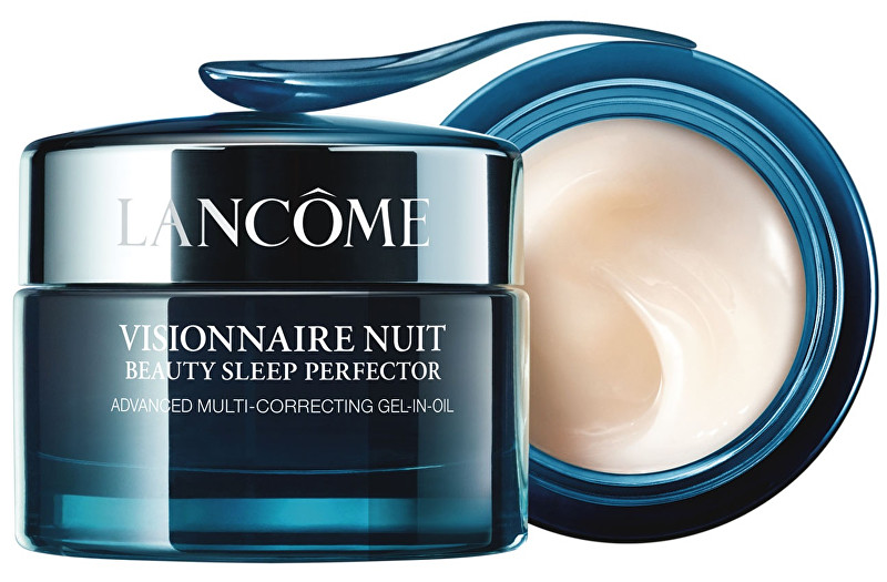 Zkrášlující noční péče Visionnaire Nuit (Beauty Sleep Perfector Advanced Multi-Correcting Gel-in-oil) 50 ml