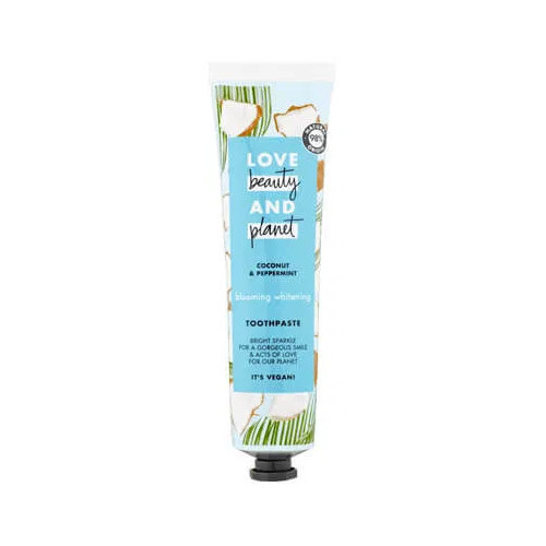 Love Beauty and Planet Zubní pasta Coconut & Peppermint (Toothpaste) 75 ml