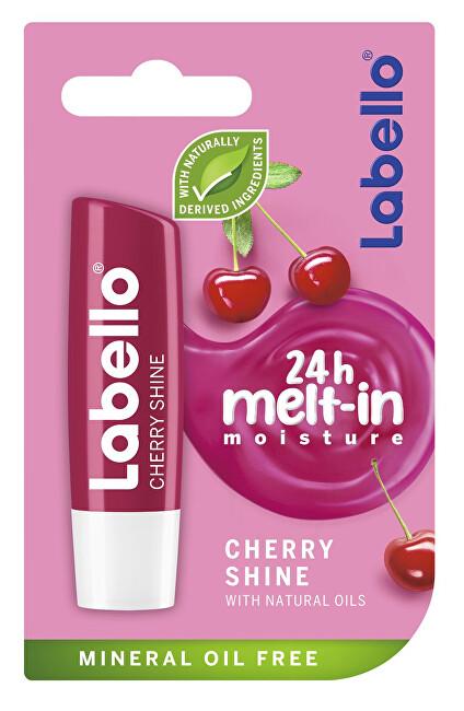 Labello Tónovací balzám na rty Cherry Shine (Caring Lip Balm) 4,8 g