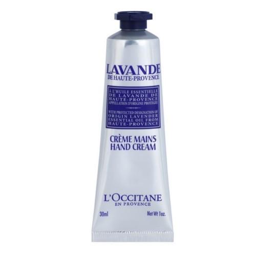 L`Occitane en Provence Krém na ruky a nechty s bambuckým maslom Lavande (Hand Cream) 75 ml