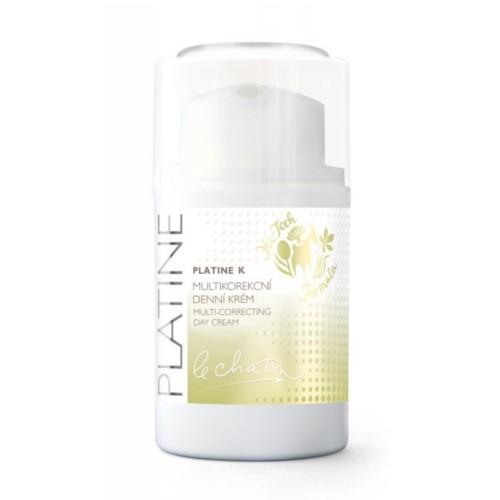 Le Chaton Multikorekční denní krém PLATINE K (Multi-Correcting Day Cream) 50 g