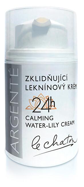 Le Chaton Zklidňující leknínový krém 24 H (Calming Water-Lily Cream) 50 g