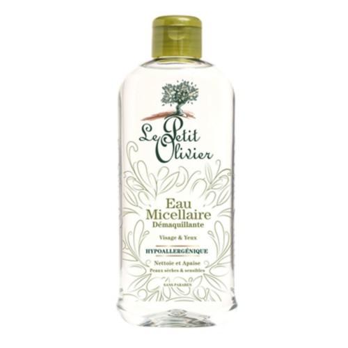 Le Petit Olivier Čisticí micelární voda s olivovým olejem (Micellar Water Make-Up Removing) 400 ml