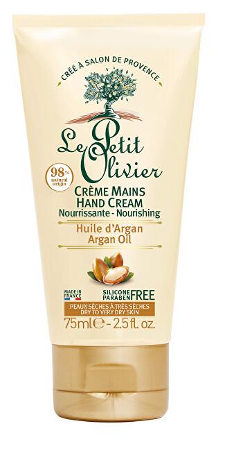 Le Petit Olivier Vyživujúci krém na ruky s arganovým olejom (Hand Cream) 75 ml