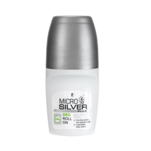 LR health & beauty Kuličkový deodorant Microsilver Plus (Deo Roll-On) 50 ml