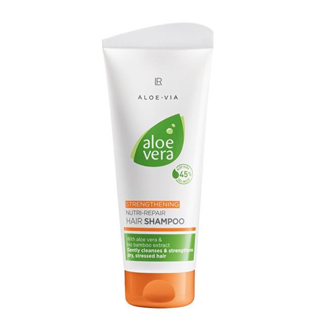 LR health & beauty Ošetrujúci šampón na vlasy Aloe Vera 200 ml