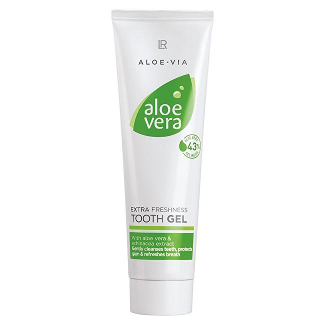 LR health & beauty Zubná pasta s gélovou konzistenciou Aloe Vera Dental Care (Extra Fresh ness Tooth Gel) 100 ml