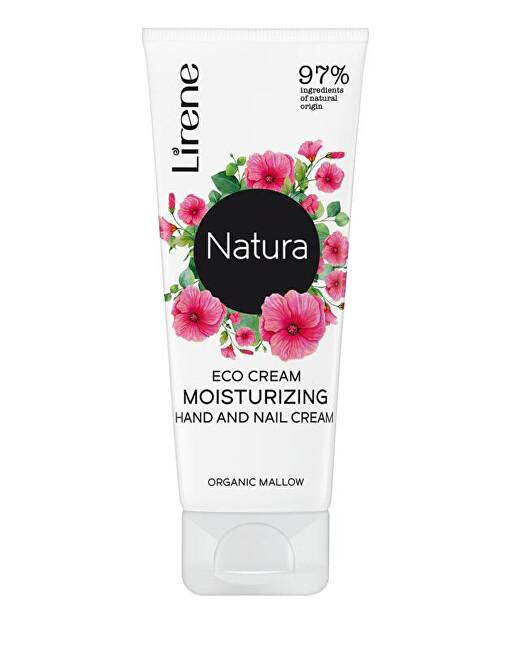 Lirene Hydratačný krém na ruky a nechty Natura (Moisturizing Hand and Nail Cream) 75 ml