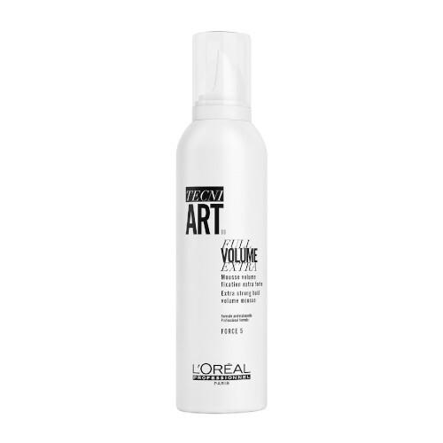 L´Oréal Professionnel Pěna na vlasy pro extra objem Tecni Art Full Volume Extra (Extra Strong Hold Volume Mousse) 250 ml
