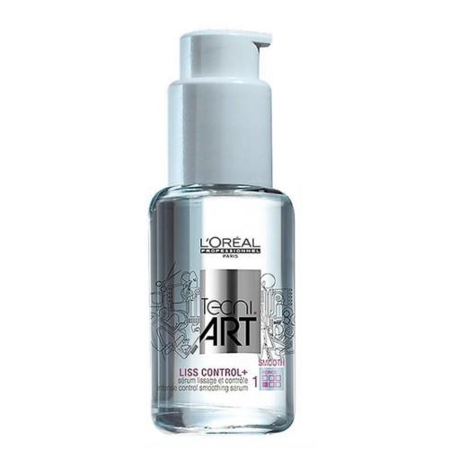 L´Oréal Professionnel Uhlazující sérum na vlasy Tecni Art Liss (Intense Control Smoothing Serum) 50