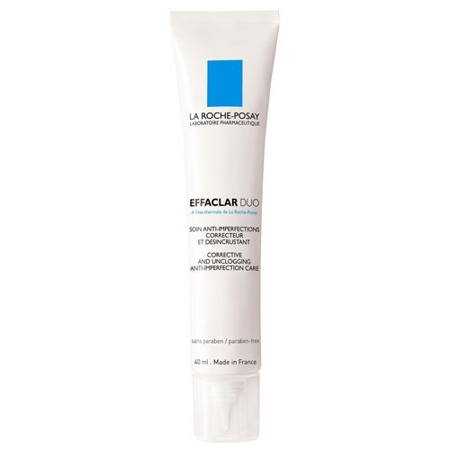 La Roche Posay Korekční obnovující krém proti nedokonalostem pleti Effaclar DUO (Corrective and Unclogging Anti-Imperfection Care) 40 ml