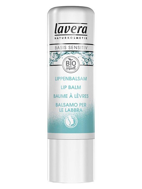 Lavera Balzám na rty Basis Sensitiv (Lip Balm) 4,5 g