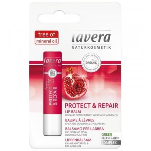 Lavera Balzám na rty Protect & Repair (Lip Balm) 4,5 g