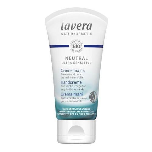 Lavera Přírodní krém na ruce Neutral Ultra Sensitive (Hand Cream) 50 ml