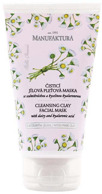MANUFAKTURA Jílová pleťová maska Sedmikráska 75 ml