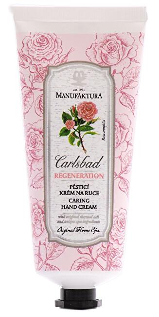 MANUFAKTURA Krém na ruky s ružou 100 ml