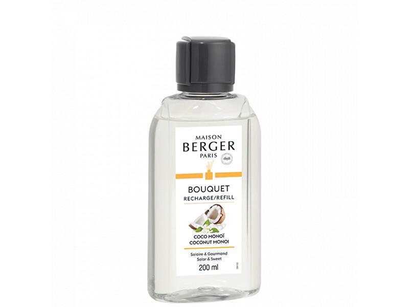Maison Berger Paris Náplň do difuzéra Coconut Monoi (Bouquet Recharge/Refill) 200 ml