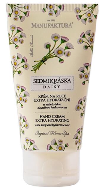MANUFAKTURA Krém na ruce extra hydratační Sedmikráska 75 ml