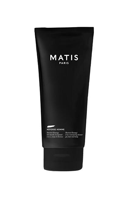 Matis Paris Sprchový gél 2v1 Réponse Homme (Shower- Energy ) 200 ml