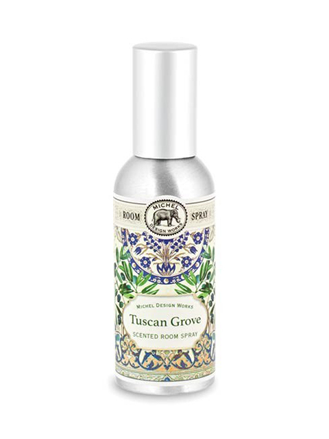 Michel Design Works Pokojový parfém s rozprašovačem Tuscan Grove (Tuscan Grove Scented Room Spray) 100 ml
