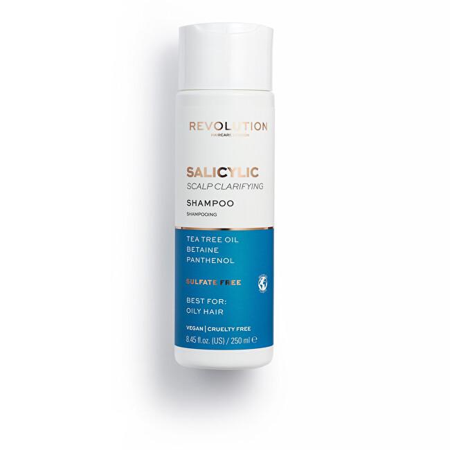 Revolution Haircare Čistiace šampón Salicylic ( Scalp Clarify ing Shampoo) 250 ml