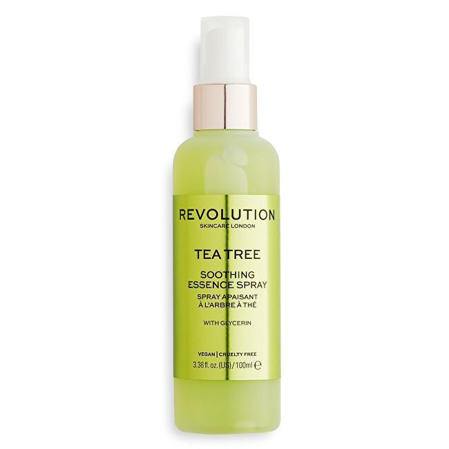 Revolution Skincare Sprej na pleť Tea Tree Scincare (Soothing Essence Spray) 100 ml