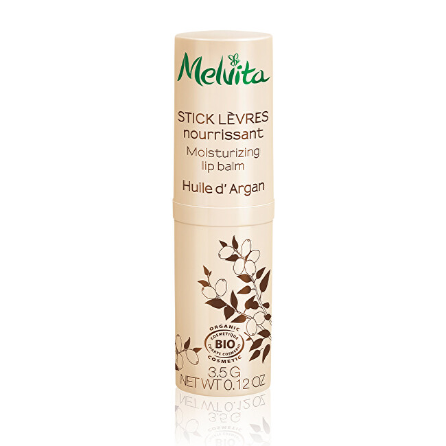 Melvita Hydratační balzám na rty Huile d´Argan (Moisturizing Lip Balm) 3,5 g