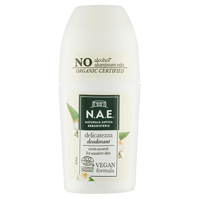 N.A.E. Kuličkový deodorant pro citlivou pokožku Delicatezza (Deodorant) 50 ml