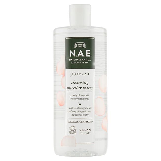 N.A.E. Micelární voda Purezza (Cleansing Micellar Water) 500 ml