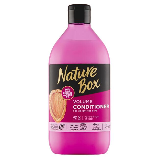 Nature Box Přírodní balzám na vlasy Almond Oil (Conditioner) 385 ml