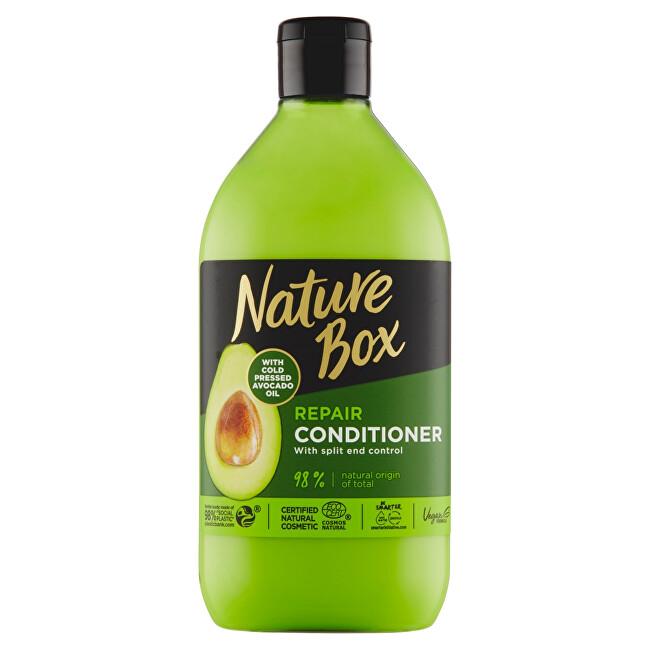 Nature Box Přírodní balzám na vlasy Avocado Oil (Conditioner) 385 ml