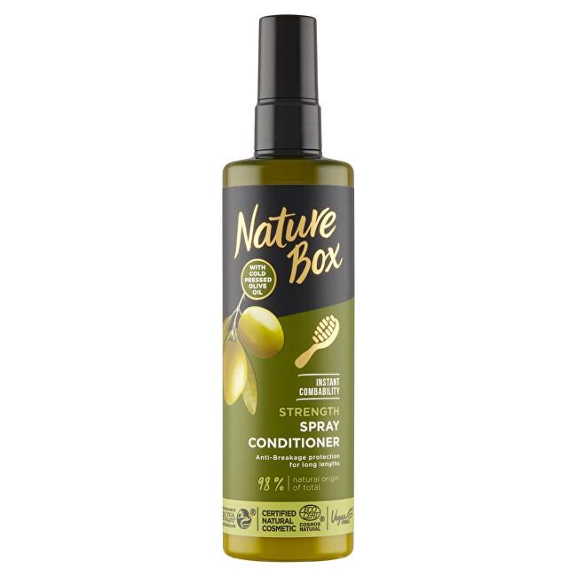 Nature Box Přírodní balzám ve spreji Olive Oil (Spray Conditioner) 200 ml